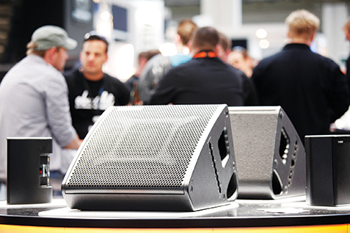 prolight+sound, Messe Frankfurt, 2015