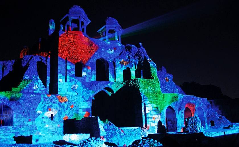 christie-3-chip-digital-projection-old-fort-india-image