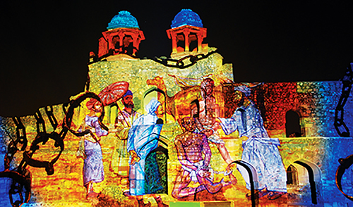 christie-3-chip-digital-projection-old-fort-india-image2