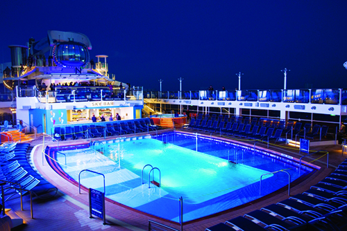 Quantum of the Seas_Pool deck 3