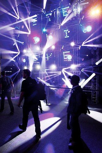 prolight+sound, Messe Frankfurt, 2015
